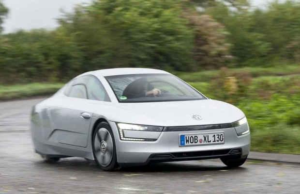 Экстра дизайн Volkswagen XL1