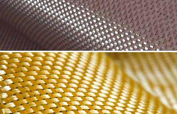Арамидное волокно - высокопрочный термостйкий полимер