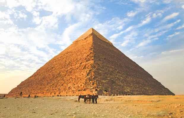 Пирамида Хеопса, Великая пирамида Гизы