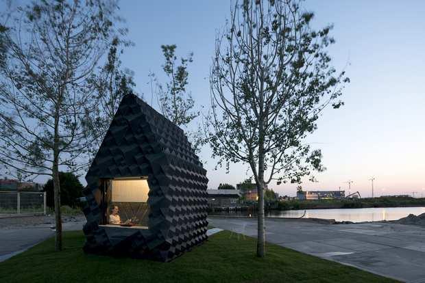Микро-дом DUS Нидерландских архитекторов