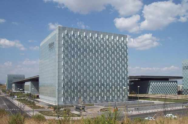 Дата-центр Telefónica, Алькала-де-Энарес, Испания