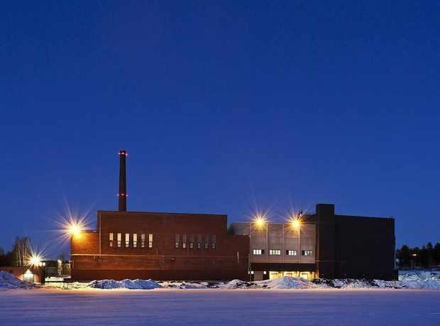 Дата-центр Google, Хамина, Финляндия