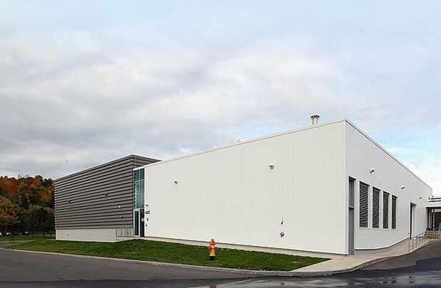 Дата-центр IBM, Сиракьюс, США