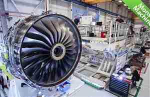 Двигатель A350 XWB