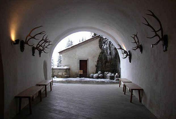 Резиденция разбойника-барона Эразм Люгер