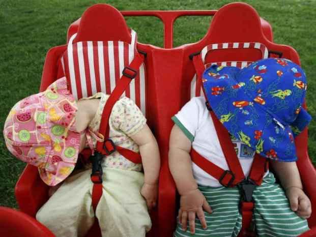 Дети до 3-х лет не видят во снах самих себя
