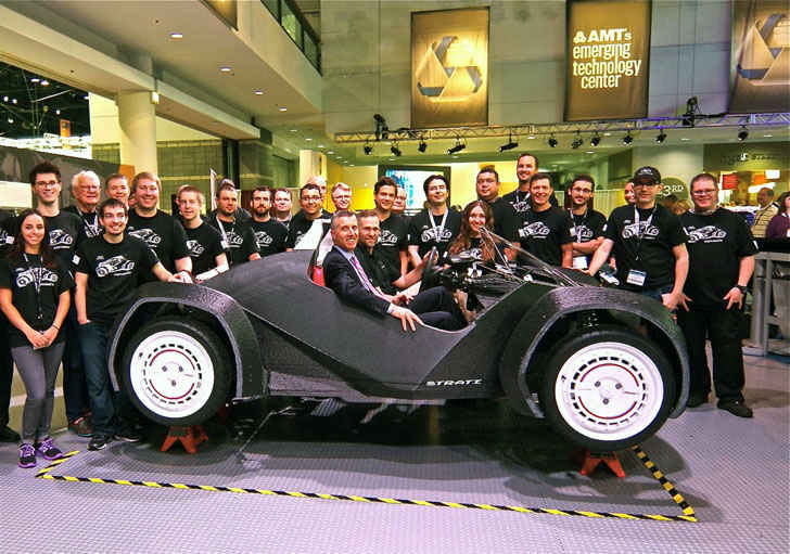 Команда Local Motors