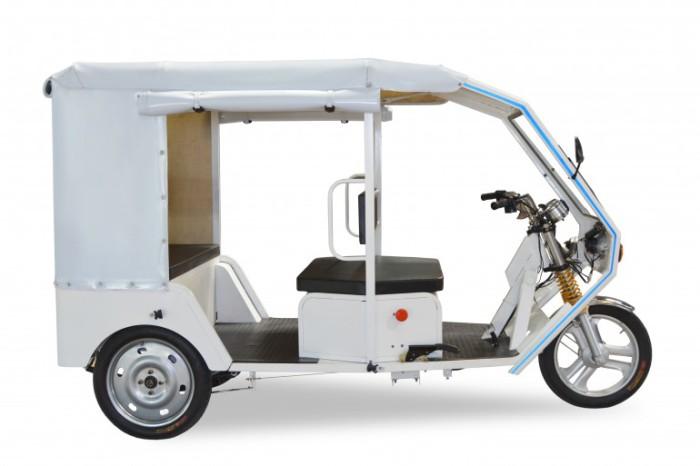 Экологичный электромобиль для Индии