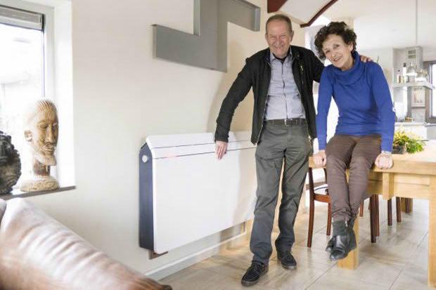 e-Radiators серверы для отопления жилища