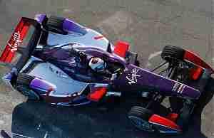 Электрический автомобиль Virgin