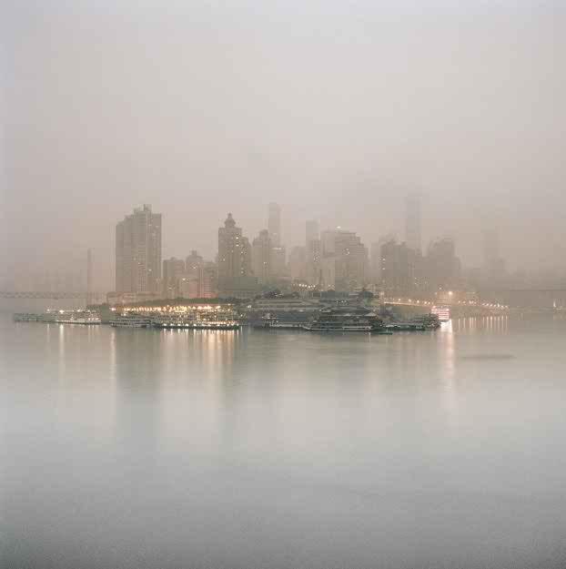 30-ти миллионный город Чунцин (Chongqing)