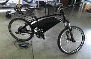 Электровелосипед iZip express