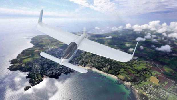 Высота полета e-Go около 3000 метров