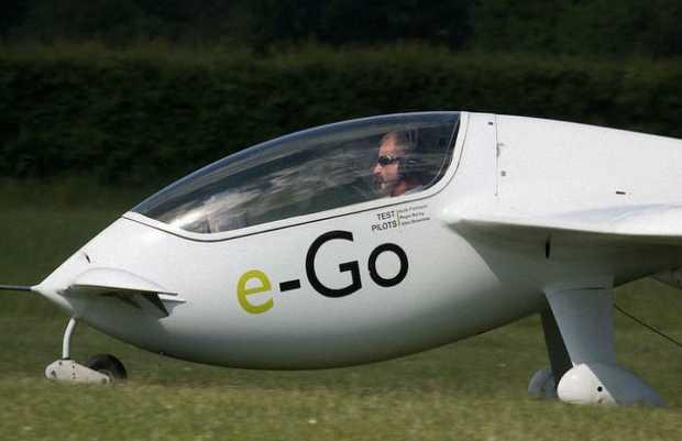 Самолет e-Go