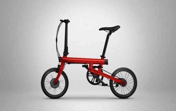 Электрический велосипед Xiaomi Mi Qicycle Folding Electric Bicycle