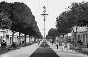 Гавана 100 лет назад