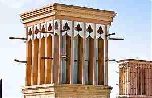 Бадгир архитектурный элемент ветроуловитель
