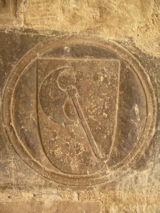 Эмблема ордена Топора