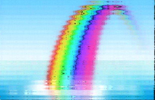 Сколько видов радуги бывает