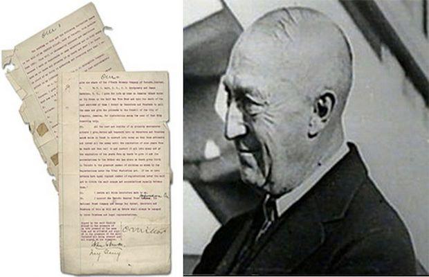 Чарльз Миллар и его скандальное завещание