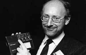 Создатель ZX Spectrum Клайв Синклер (Clive Marles Sinclair)