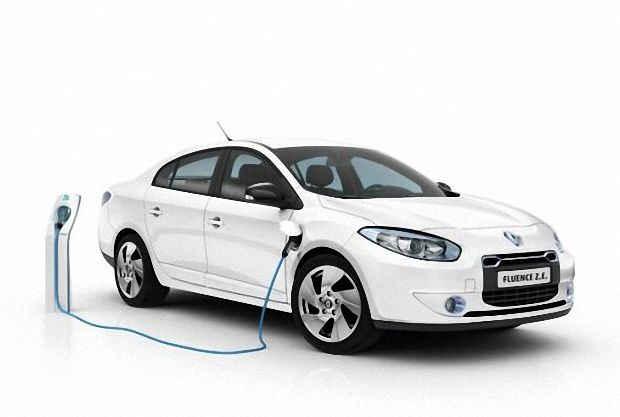 Электромобиль Renault Fluence