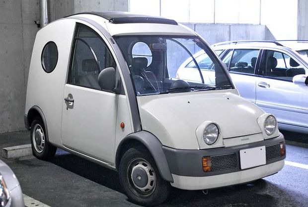 Nissan S Cargo 1989 года