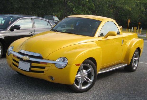 Chevrolet SSR 2003 года