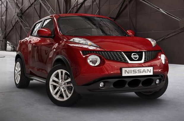 Nissan Juke 2010 года