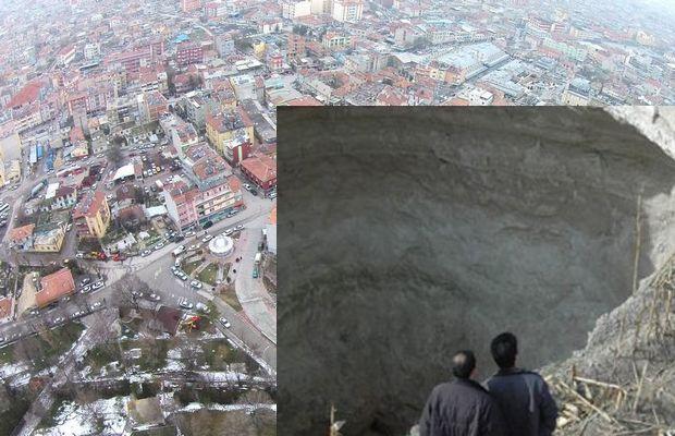 Турецкий город Карапинар