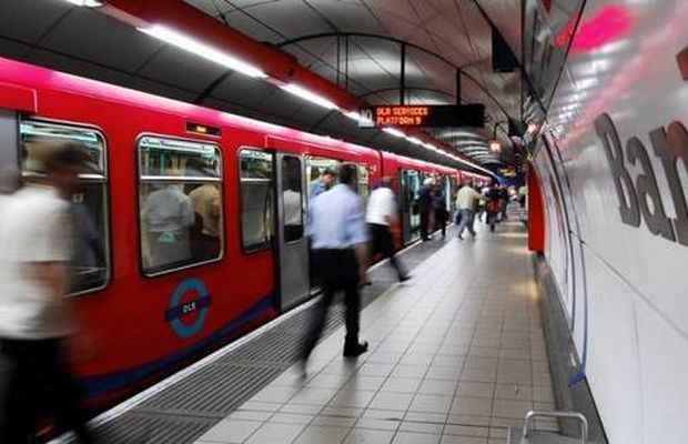 Станция метро Блэк