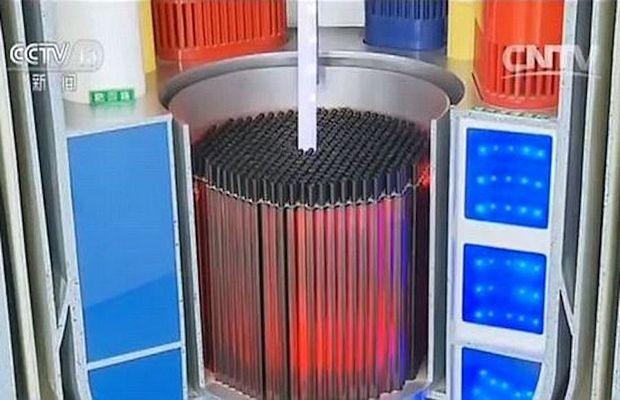 Вот так выглядит самый портативный на данный момент ядерный реактор