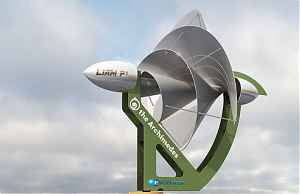 Ветрогенератор Liam F1 Urban Wind Turbine