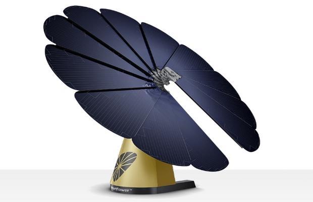 Самонаводящаяся солнечная система —  Smartflower