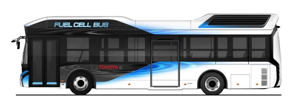 FC Bus способен переводить 77 пассажиров
