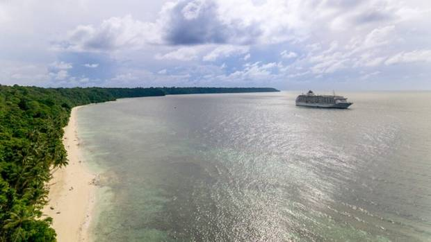 На островах Меланезии