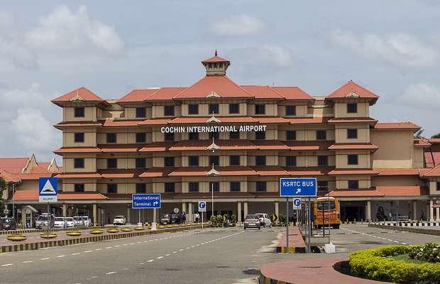 Международный аэропорт Кочин