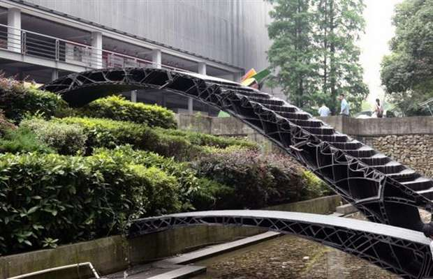 3-D напечатанные мосты