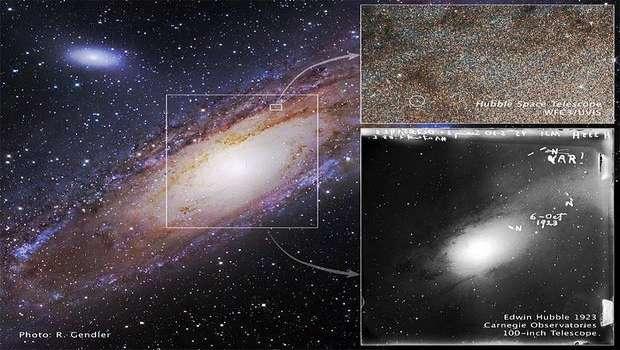 Галактика Андромеда M31