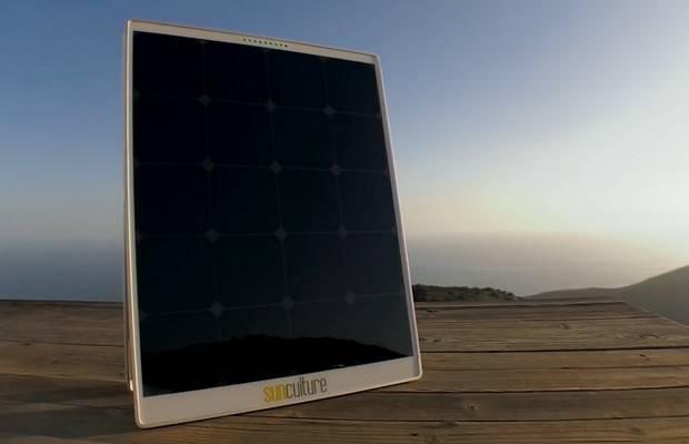 Устройство SolPad