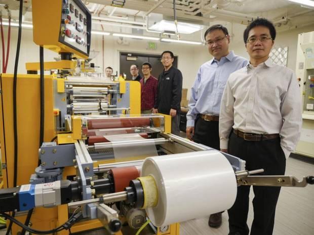 Авторы изобретения демонстрируют технологию изготовления метаматериала