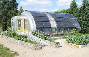 На 100% солнечный дом