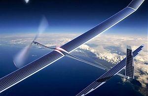Электросамолет от Фейсбук для раздачи интернет-сигнала с воздуха