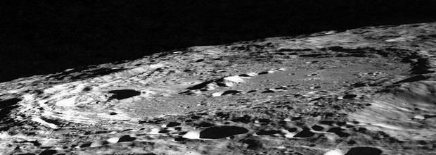 Странные кратеры на Луне