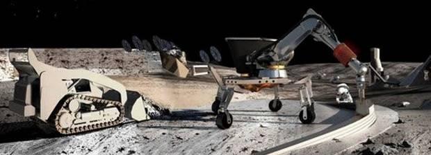 Секретные базы на Луне