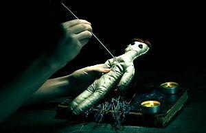 Ритуальная кукла вуду