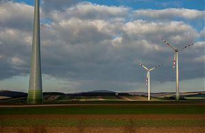 Новые турбины, эффективно работающие при слабом ветре