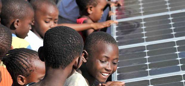 Энергетический проект разместит солнечные батареи в штате Дельта