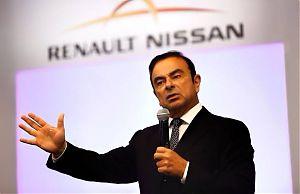 Карлос Гон - президент и гендиректор компаний Renault и Nissan