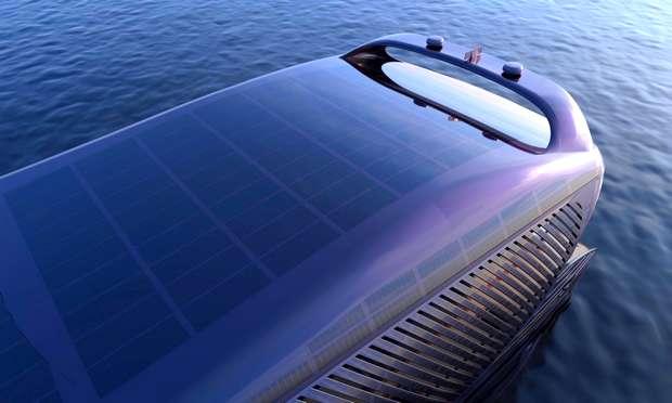 Имеющихся солнечных панелей достаточно для обеспечения энергией